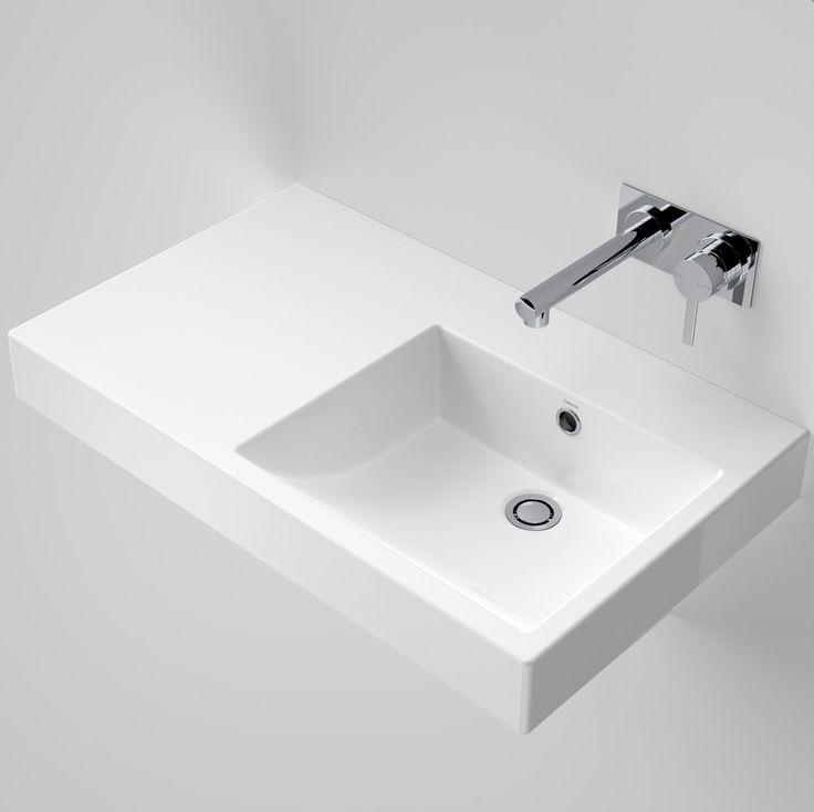 Liano Nexus 750 Wall Basin - Wall Basins - Basins - Bathware Direct $471