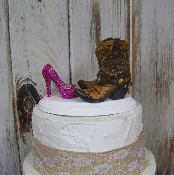 This cake topper will look so cute on my cake :):) plus it has our colors :)