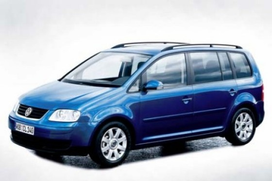 VW Touran TSI (2007-today)