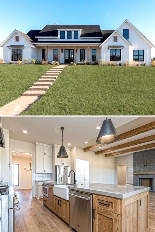 Hey, 'Fixer Upper'-Fans! Chip und Joanna Gaines bauten ein spezielles Bauernhaus in T…