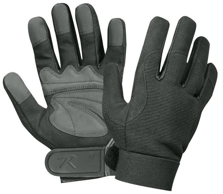 Military Mechanics Gloves - Rothco