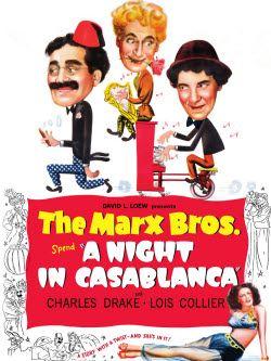 (1946) ~ Groucho Marx, Harpo Marx, Chico Marx. Director: Archie Mayo.