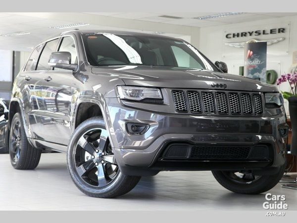 2015 JEEP GRAND CHEROKEE BLACKHAWK for sale in $50,000 WK MY15 Automatic SUV new @ carsguide.com.au
