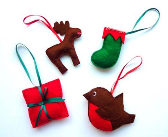 DIY Tree Ornaments