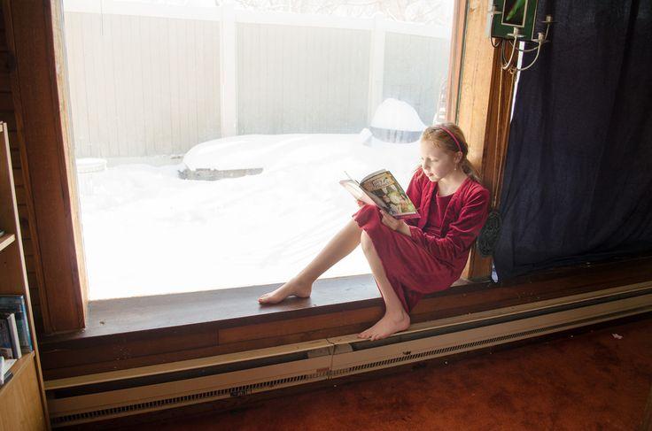 Aislyn Window Reading | Flickr - Photo Sharing!