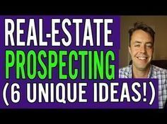 Real-Estate Agent Prospecting Strategies (Nobody Uses!) | #realestateagenttips #howdoibecomearealestateagent