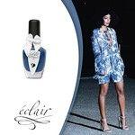 Niebieska stylówka plus granatowe paznokcie = perfect match! #Solange #SolangeKnowles #eclairinspirations #eclair #blue #fashion #pfw #paris...