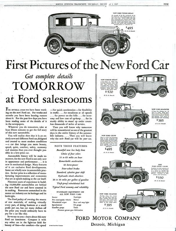 Google Image Result for http://www.rarecarrelics.com/attachments/Image/Model_A_Ford_advance_publicity.jpg