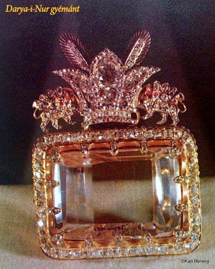 Darya-i-Nur gyémánt