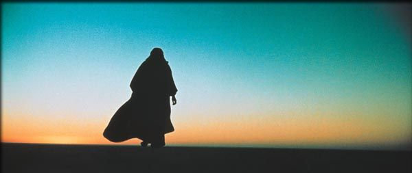 From David Lean's Lawrence of Arabia