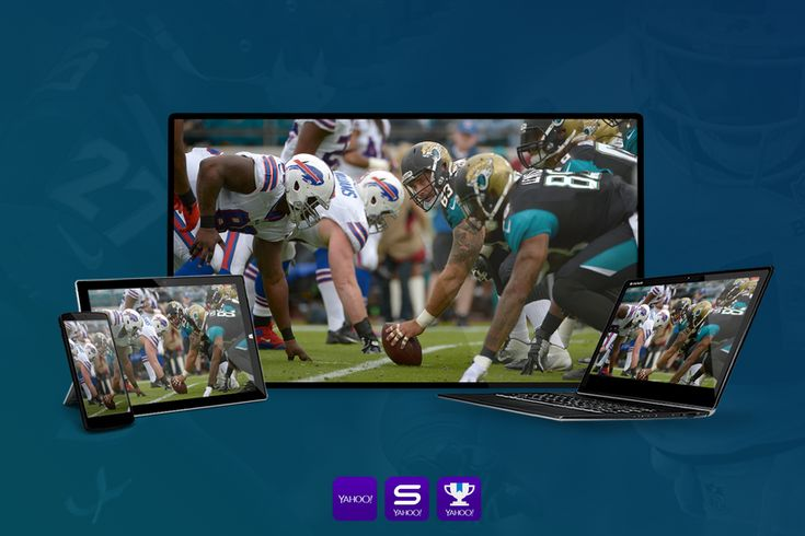 YAHOO MOBILE CHIEF ADAM CAHAN TALKS CANDIDLY ABOUT THEIR UPCOMING NFL LIVE STREAM PREPARATIONS By Scott PorchOctober 22, 2015  Free TV   If you're a regular viewer of Sunday NFL football, your routine will start a little earlier this weekend. The game between the Buffalo Bills and the Jacksonville Jaguars, which will be played in Lo...