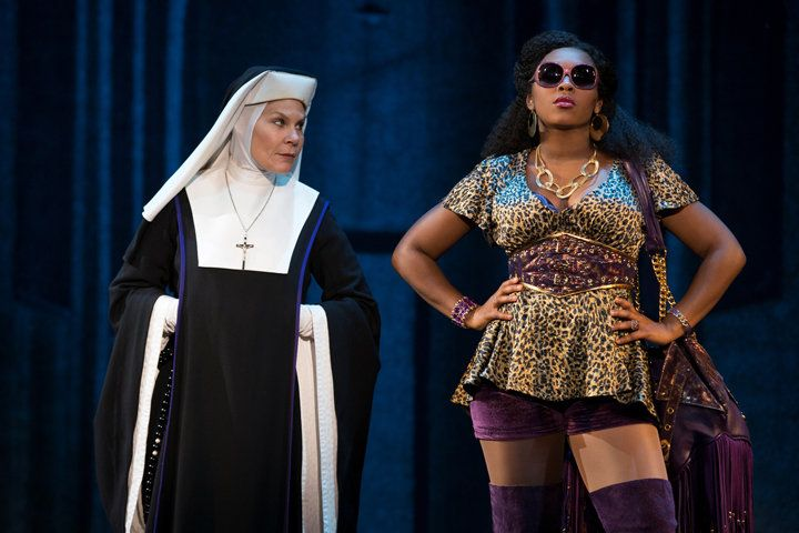 'Sister Act the Musical' raises the roof with soul, spirit at the Saenger   NOLA.com