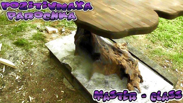 Как сделать дубовый стол за 1500 рублей. Oak table