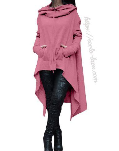 Oversize Hoodie Sweatshirt – Ecolo.luca