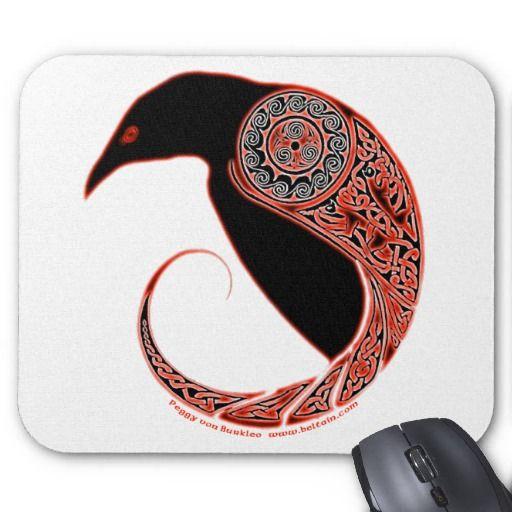 Morrigan--Celtic Raven