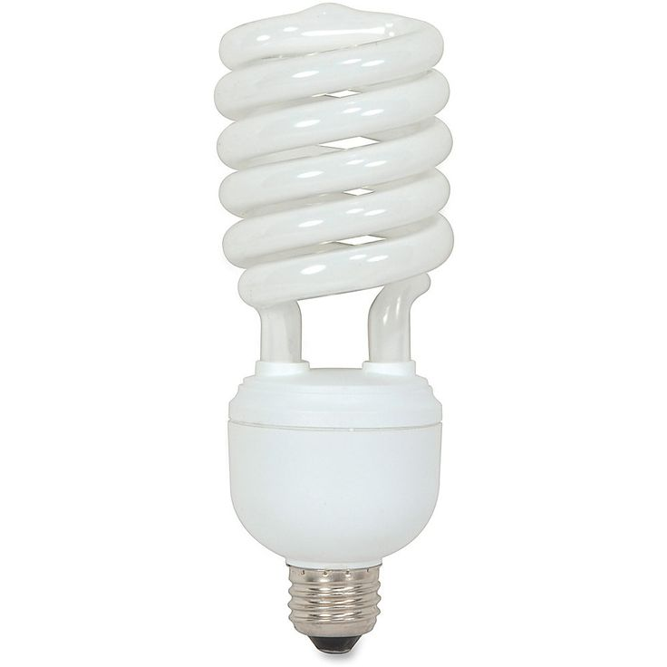 Satco T4 Spiral Fluorescent Tube Light Bulb 40 Watt Item