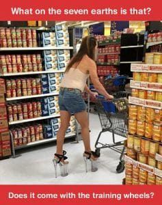 20 Weird People You Could Only Find At Walmart - Lilyon
