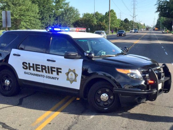 Sacramento Sheriff Ford Explorer | Emergency Vehicles ...