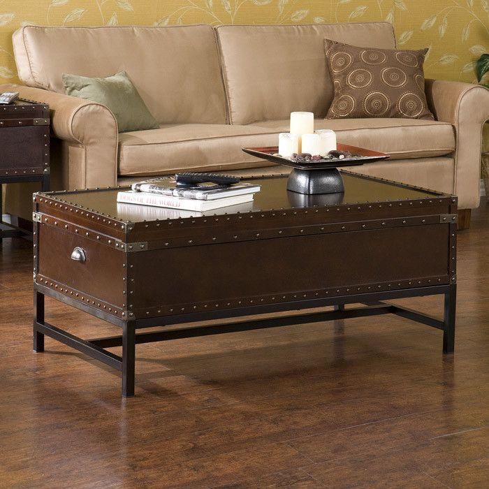 Wayfair Espresso Coffee Table