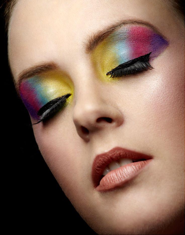 My new make up pic model kimberley Dunn