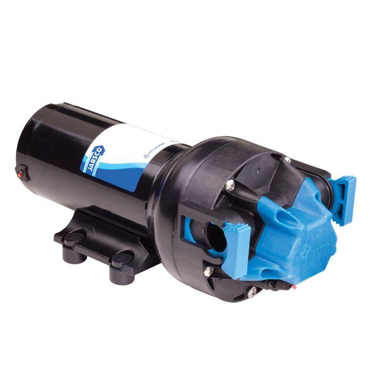 Jabsco Par-Max Plus Automatic Water Pressure Pump - 5.0GPM-25psi-24VDC