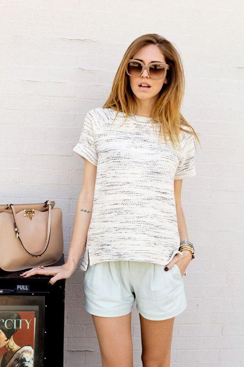 Women´s Fashion Style Inspiration - Moda Feminina Estilo Inspiração - Look - Outfit