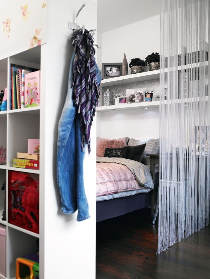 Bedroom Bookshelf Shelf