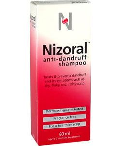 Miscellaneous Nizoral Dandruff Shampoo 100ml Advanced treatment for Dandruff, seborrhoeic dermatitis and dry flaky scalp. Nizoral is an antifungal shampoo that also acts as an adrenal androgen production inhibitor. This makes Nizoral a good Sham http://www.MightGet.com/march-2017-1/miscellaneous-nizoral-dandruff-shampoo-100ml.asp