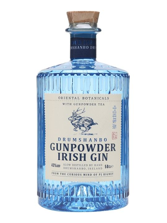Drumshanbo Gunpowder Irish Gin is an oriental-inspired spirit from The Shed Distillery in Co Leitrim. Taking its name from one of the signature botanicals, slowly dried Gunpowder Tea, the recipe al...