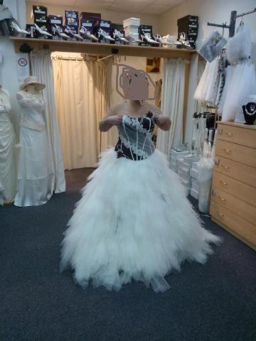 robe de mariée pour cause annulation mariage - Charente