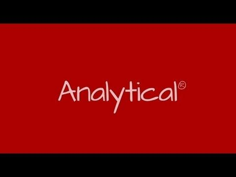 Analytical - Learn more about your innate talents from Gallup's Clifton StrengthsFinder! - YouTube