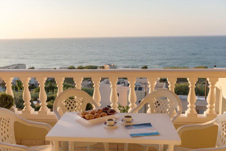 Book your next stay in villa Apollon and get 20% discount! #Greece #sun #seaview #Rethymno #villas