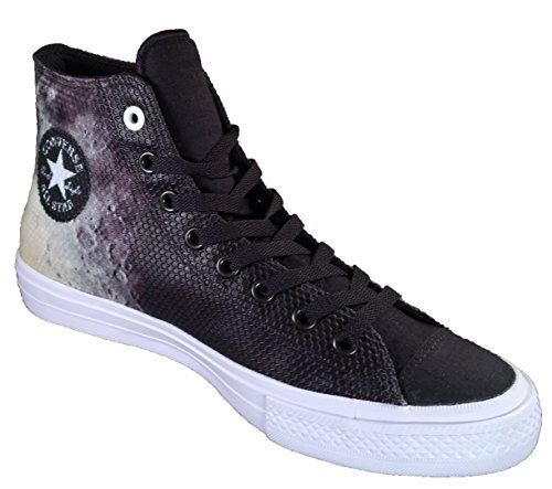 Converse Chuck Taylor II Moon Werewolf Limited Edition High Top Sneakers (10 D(M) US Men)