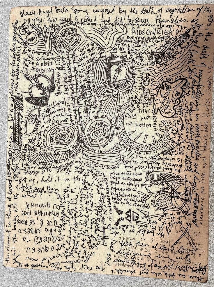 Untitled doodle Il