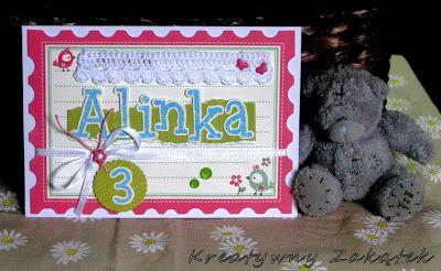 Urodzinki Alinki