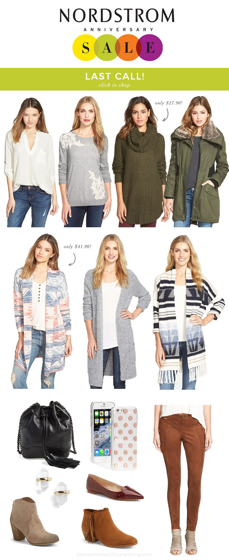 Last Call! Nordstrom Anniversary Sale is Coming to an End