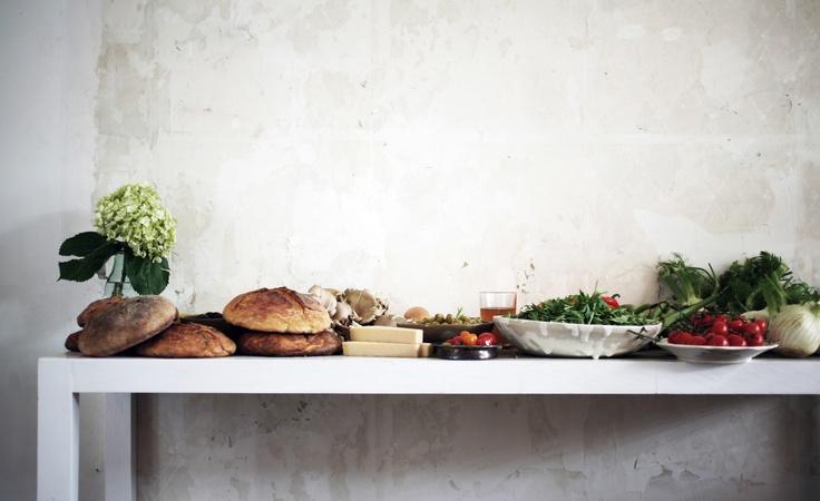 Still Life (Puglian Dinner)