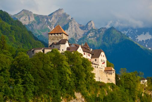 Can You Name the 10 Smallest Countries in the World?: The World's Sixth Smallest Country - Liechtenstein