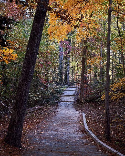The Noland Trail, Newport News, VA