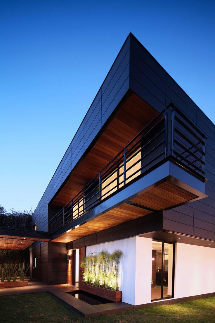 architecture Fatima House Creative Approach to Modern Family Retreat in Mexico: Fatima House