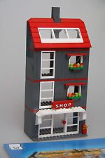 LEGO City House Building ONLY Split From Construction Site Set 7633