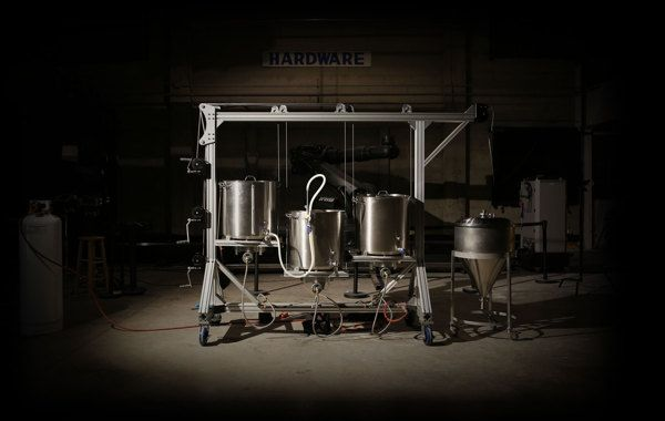 How to make a commercial nano brewery http://www.craftlikethis.com/make-home-brewery-commercial-nanobrewery/