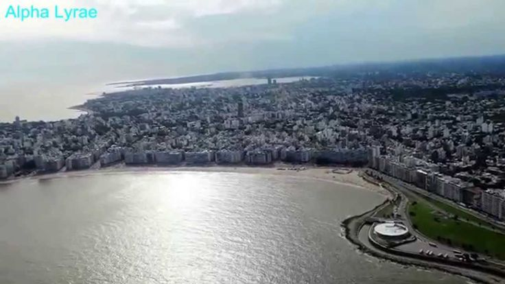 ¿Os apetece un paseo virtual por Montevideo?