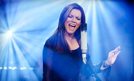 MILWAUKEE - Martina McBride: the Joy of Christmas Tour – Milwaukee Theatre  $28 for Martina McBride Christmas Concert on Saturday, December 1, at 8 p.m