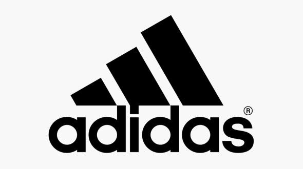 Adidas. Il logo a 3 strisce è stato creato dal fondatore del brand Adi Dassler nel 1949. Le 3 strisce simboleggiano la diversità del marchio. Il logo si è poi evoluto nel 1997, quando il direttore creativo Peter Moore (ideatore anche del Jumpman) ha introdotto la forma a tre barre che rappresenta anche una montagna: il logo indica la sfida da affrontare e l'obbiettivo da raggiungere.