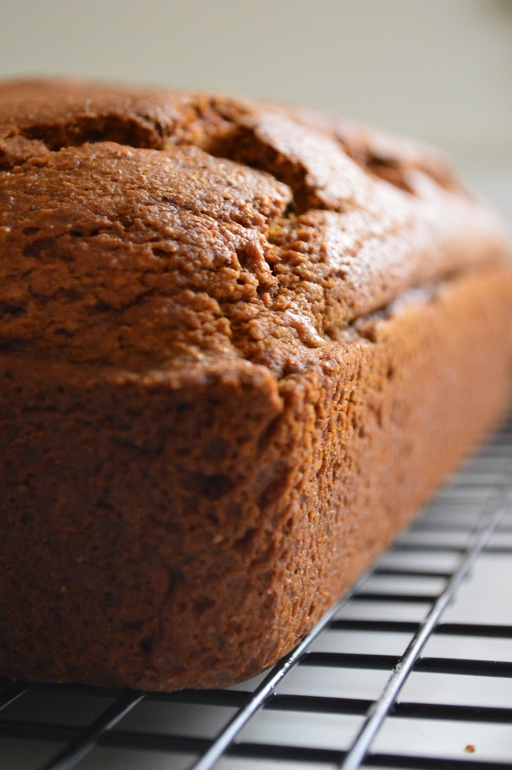 Healthy Pumpkin Bread or Muffins