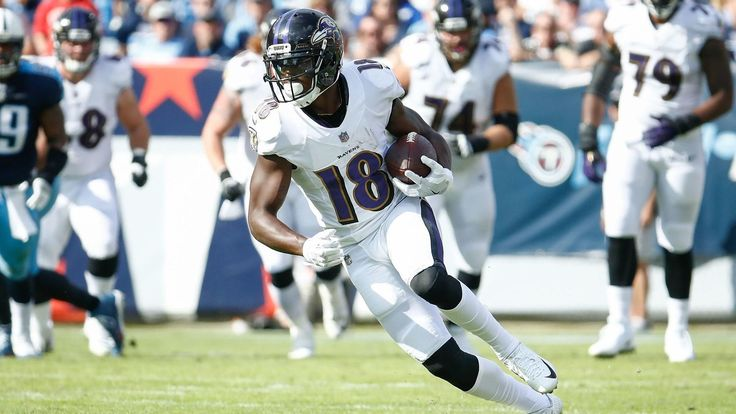 Ravens WR Jeremy Maclin shrugs off best performance of 2017, emphasizes getting wins