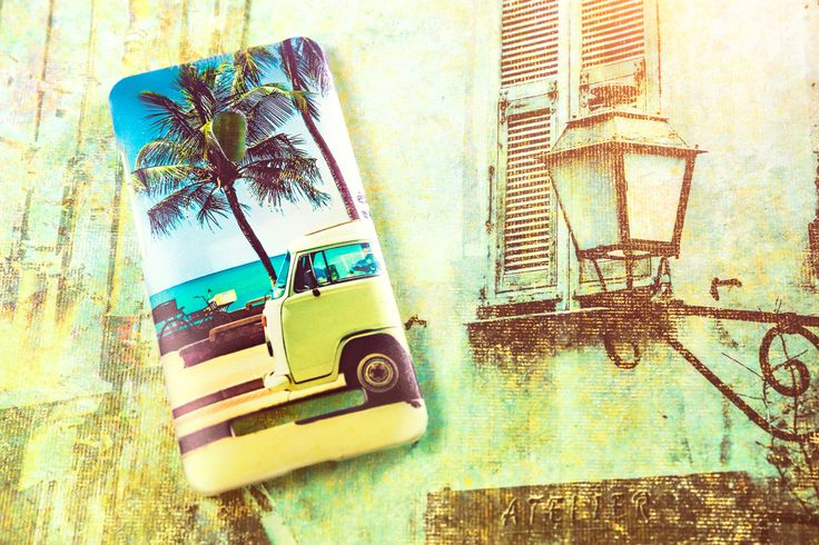 www.funnycase.pl #wakacje #summer #holiday #hot #weather #palms #waves #sea #vintage #funnycase #case #cover #etuina #zaprojektujetui #fun