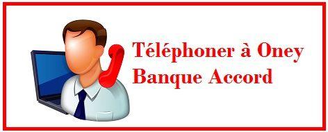Vous souhaitez contacter la banque accord Oney pour une opposition ou autre, découvrez numéro de téléphone, adresse postale et e-mail, agence oney...