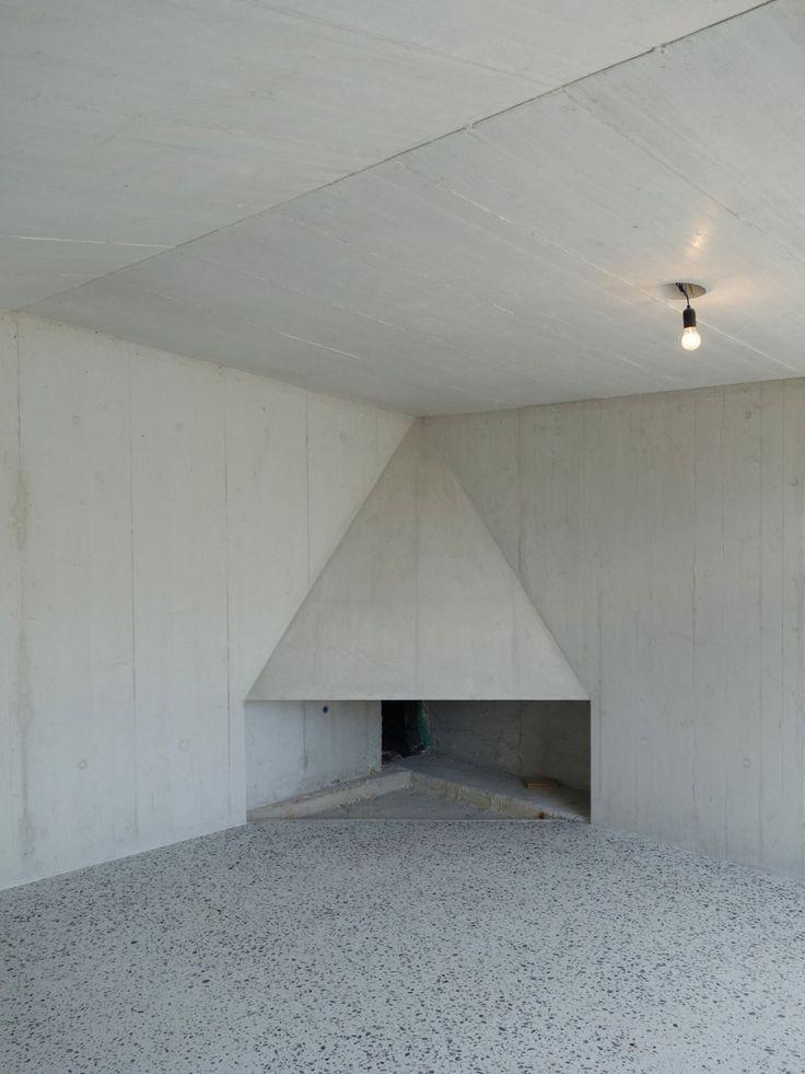 valerio olgiati architekten / haus laax